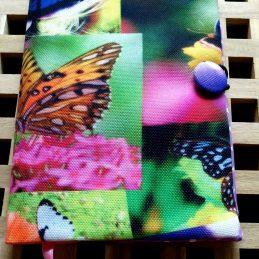 """Подвързия за книга """"Пролетни пеперуди"""""""