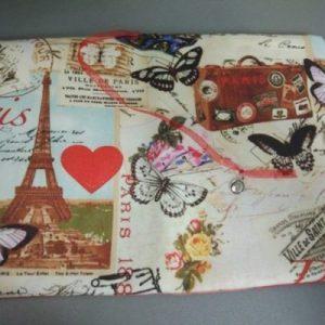 подвързия за кннига -Разходка в Париж