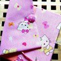 подвързия за книга Hello Kitty