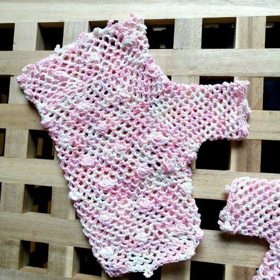 Дамски ръкавици в нежно розово