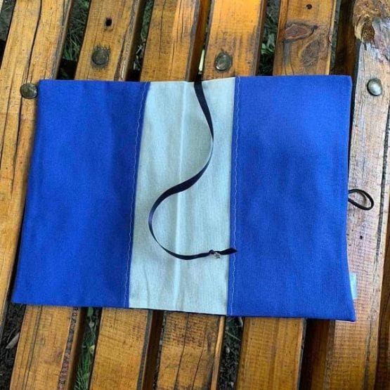 Точици - подвързия за книга отвътре