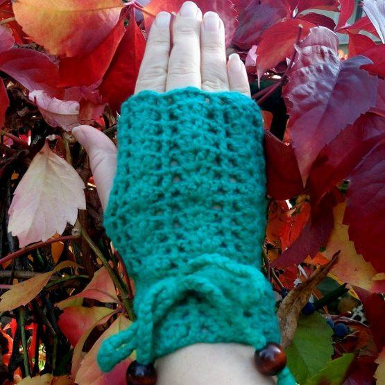 """зимни ръкавички """"Еко"""" - красота и елегантност"""