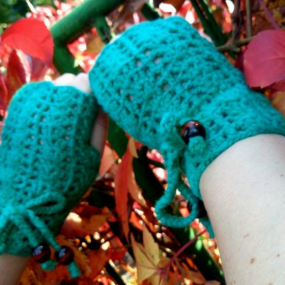 зимни ръкавички