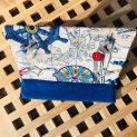 """Режим за гледане - универсален калъф за таблет 7 инча """"Морска карта"""" - Marchella's Art"""