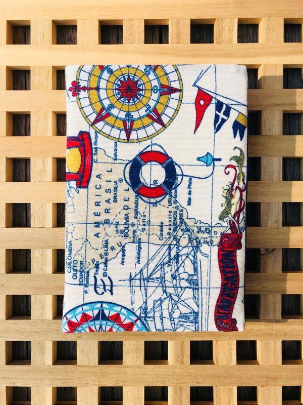 """универсален калъф за таблет 7 инча """"Морска карта"""" - Marchella's Art"""