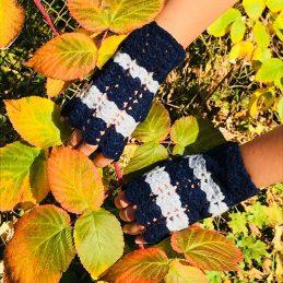 Ръкавици за тъчскрийн - Marchella's Art