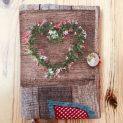 калъф за книги Прелетни сърца изглед отпред