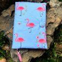 подвързия Минго на модерни фламингота