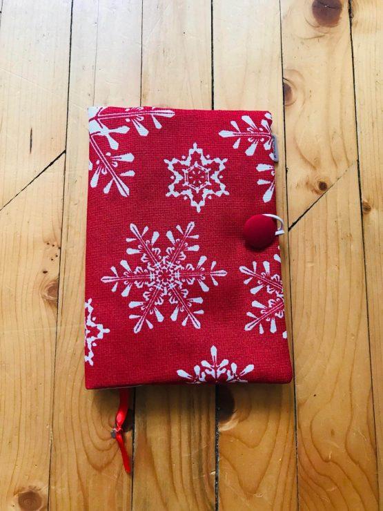 Подвързия-Снежинки стилни и елегантни калъфи за книги на супер цена