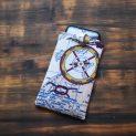 калъф за мобилен телефон на морска тематика