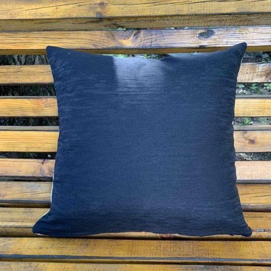 декоративни възглавнички с миниван отзад