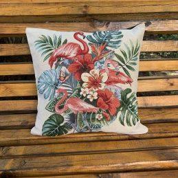 Калъфки за възглавници с фламинго