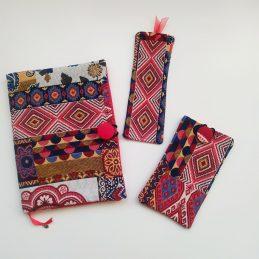 комплект от три части марокана